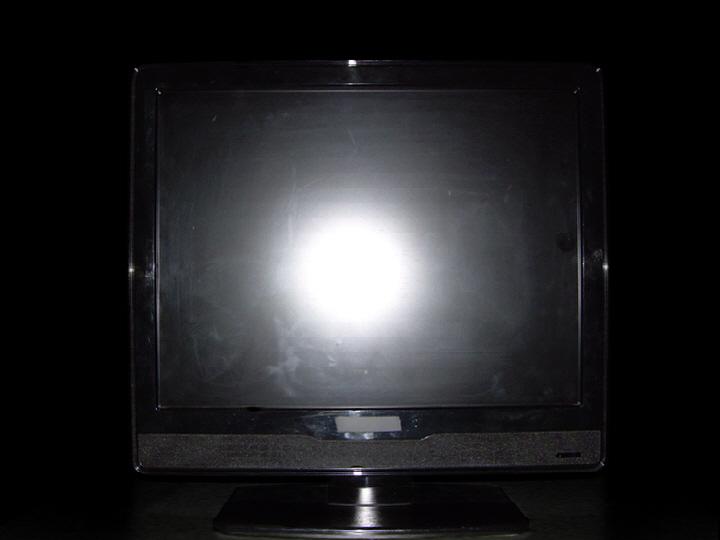 Televisore Immagine utilizzata nel Filmato
